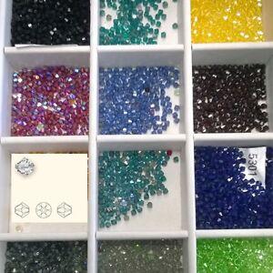 250 Genuine Swarovski Preciosa AAA Beads 5301 or 5328  4 mm JCE111