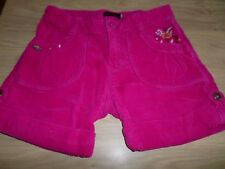 Short rose Catimini 10 ans