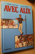 Monographie originale Jacques MARTIN - Avec Alix Lefranc - Casterman 1984