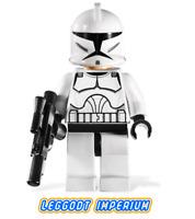 LEGO Minifigure Star Wars Clone Trooper Clone Wars - sw201 FREE POST