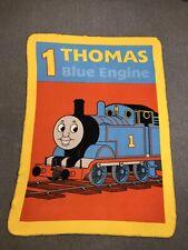 Thomas the Train Tank Engine Throw Blanket Kids Childrens Cartoon 60 x 42 Bed