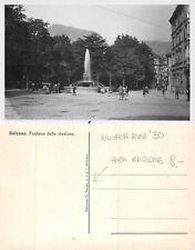 Bolzano - Bozen - Fontana della Stazione RARA EDIZIONE ANIMATA ANNI 30 (A-L 703)