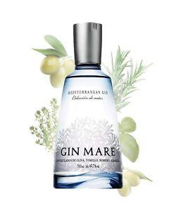 Gin Mare 700ml 42,7% - Spanischer Gin