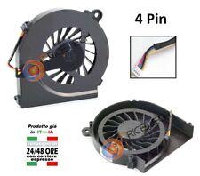 Ventola Fan CPU HP PAVILION G4-1000 G7-1000 COMPAQ G62 G42 CQ62 CQ42 (4 PIN)