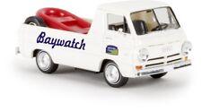 Brekina 34342 - 1/87 Dodge A 100 Pick Up - Baywatch - Neu