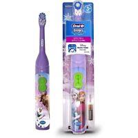 Oral-B fases Avanzado Disney Frozen Para Niños 3+ Batería Cepillo dE dientes