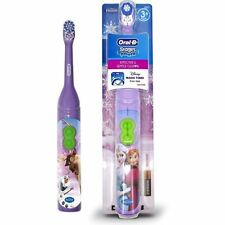 Oral-B Stages Advanced Power Disney Frozen Kids Childrens 3+ Battery Toothbrush