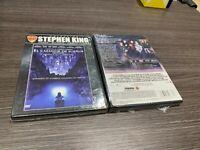 Il Cacciatore De Sogni DVD Stephen King Morgan Freeman Sigillata Nuovo