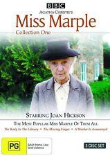 Agatha Christie's Miss Marple ~ Collection 1 ~ Joan Hickson_Region 4