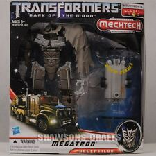 TRANSFORMERS MOVIE 3 DARK OF THE MOON VOYAGER CLASS MEGATRON ACTION FIGURE