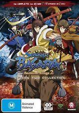 Sengoku Basara - Samurai Kings : Season 2 (DVD, 2012 2-Disc Set) NEW + FREE POST