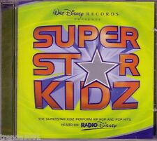 Walt Disney Super Star Kidz CD Classic Great Childrens Hits 2003 Version Rare