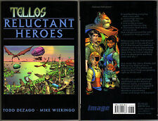 Tellos Reluctant Heroes TPB Image Comics USA 2001 Todd Dezago Mike Wieringo NM +