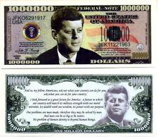 John F. Kennedy President Money