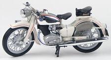 MOTO SCHUCO 1:10 DE METAL Y DE PLÁSTICO NSU MAX MOTOCICLETA 1954-1956 ARTE 06506