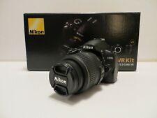 Nikon D3000  Digital SLR Black Camera Kit 18-55mm Lens VR Kit PRE OWNED  !!!!!