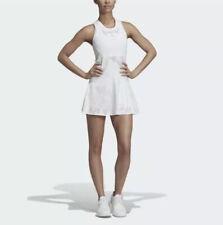 Adidas Ea3118 Women Tennis Stella McCartney Court Dress White Size S
