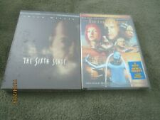New listing The Sixth Sense (2002, 2-Disc Set) + The Fifth Element (2005) - both brand new