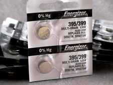 395/399 Silver Oxide Batteries (Sr927W, Sr927Sw), 2-Pk, Free Shipping!