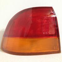1996 1997 1998 Honda Civic Sedan LH Left Driver Tail Light OEM 96 97 98 Shiny
