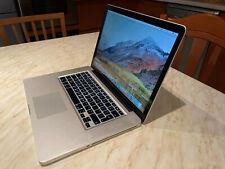 """15.4"""" MacBook Pro A1286 (Metà 2010) Core i5@2,4GHz - Ram 4GB - Hard Disk 250GB"""