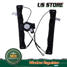 Power Window Regulator For 02-07 Ford Explorer Mercury Front Driver Side W/Motor