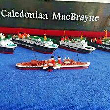 More details for ps waverley 3d printed model 1:500 scale ship/boat caledonian macbrayne calmac