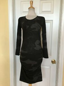 MONROW MOMMY camouflage dress size M