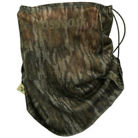 Mossy Oak Camo Tech Half Mask, Adjustable Mesh Camo Hunting Mask