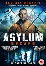 Asylum Escape 2011 ( DVD 2016 )   NEW N SEALED
