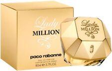 LADY MILLION Paco Rabanne women perfume EDP 2.7 oz NEW IN BOX