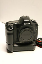 Canon EOS 5D 12.8MP Digital SLR Camera -With BG-E4 Canon grip Display issue