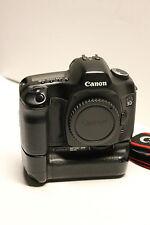 Canon EOS 5D 12.8MP Digital SLR Camera -With BG-E4 Canon grip