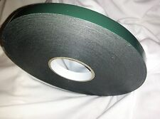 Double Sided Tape Adhesive vehicle Registration Number Plate roll 18x1MMx30M
