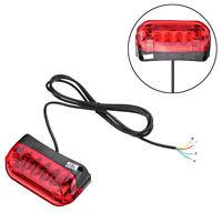 Fanale posteriore a LED per bici elettrica a LED 36V modificato
