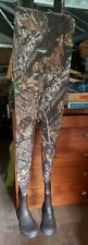 Frogg Toggs Amphib Camo Bootfoot Wader Style 2711138 Size M