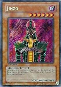 Jinzo [Pharaoh's Servant] [PSV-000]