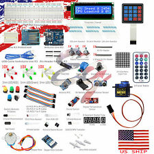 Ultimate UNO R3 Starter Kit #2 for Arduino Stepper Servo Motor Relay RTC
