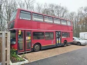 2005 VOLVO president Double decker bus