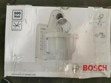 Bosch MUM4 MUM4405 Küchenmaschine (500 W, 3 Rührwerkzeuge aus Edelstahl, spülmas
