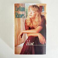 LeAnn Rimes - Cassette - Blue