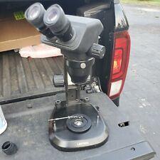 Unitron Stereo Microscope Gem Scope Led Swivel