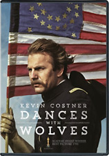 Dances with Wolves 20th Anniversary Extended Cut 2011 DVD