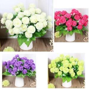 Hydrangea Artificial Flower Bouquet Floral Wedding Home Decoration Photo Props