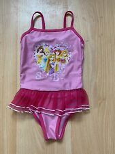 New listing Disney Girls Pink Swim Suit Size 4-5 Years