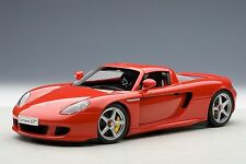 AutoArt Porsche Carrera GT (Red) 78044
