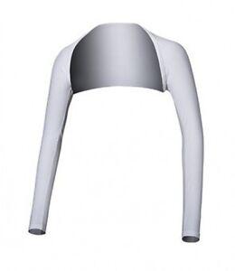 MEGA Shawl Arm Sleeves - White