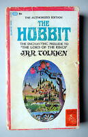 THE HOBBIT J R R TOLKIEN 1972 REVISED BALLANTINE BOOKS PAPERBACK