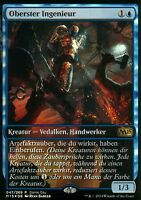Oberster Ingenieur FOIL / Chief Engineer | NM | Game Day Promos | GER | Magic