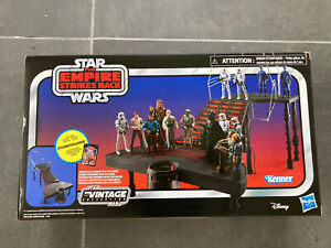 STAR WARS Vintage Collection Playset Carbon Freezing Chamber Neuf sans Figurine